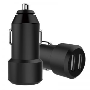 Aluminium Car Charger