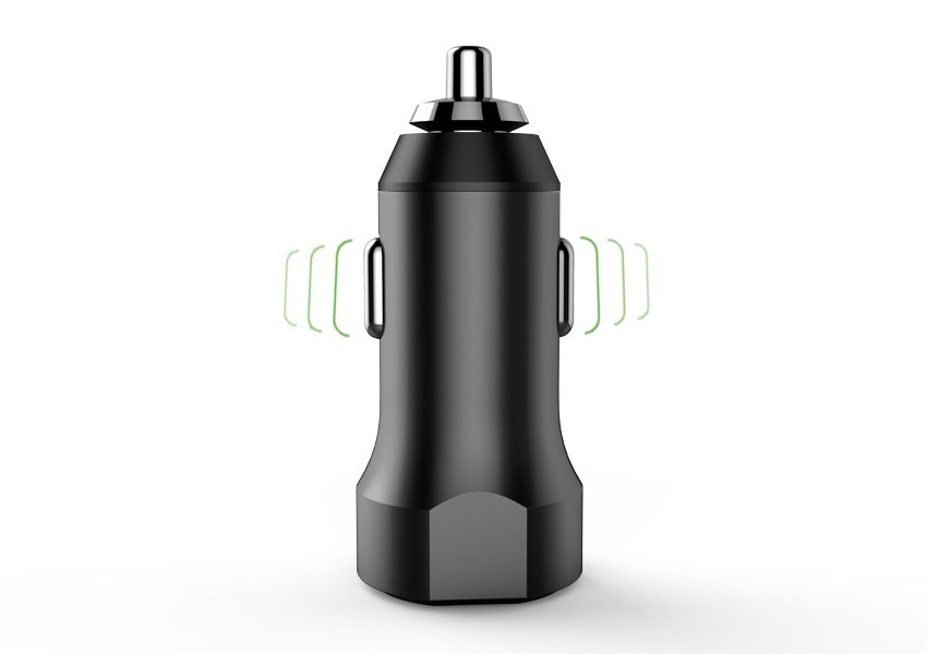 Our USB Car Charger is proven stable even on bumpy road