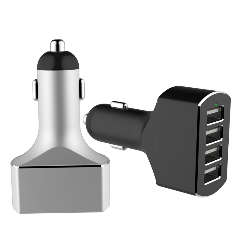 With LED indicator, making it easier to locate car charger during night time